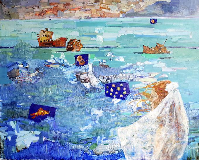 Дарья Бонет. Песнь моря
